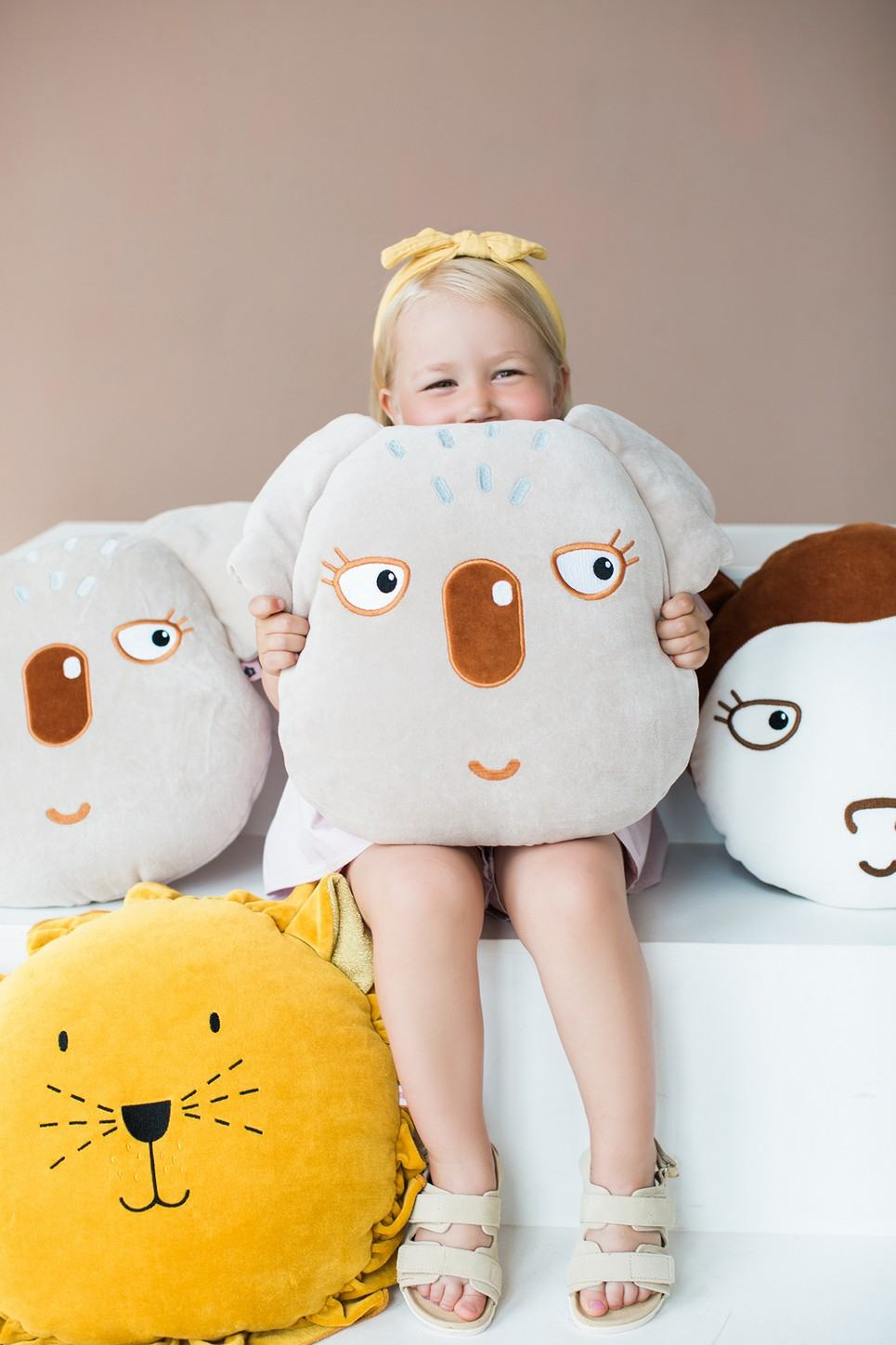 Koala Children's Cushion