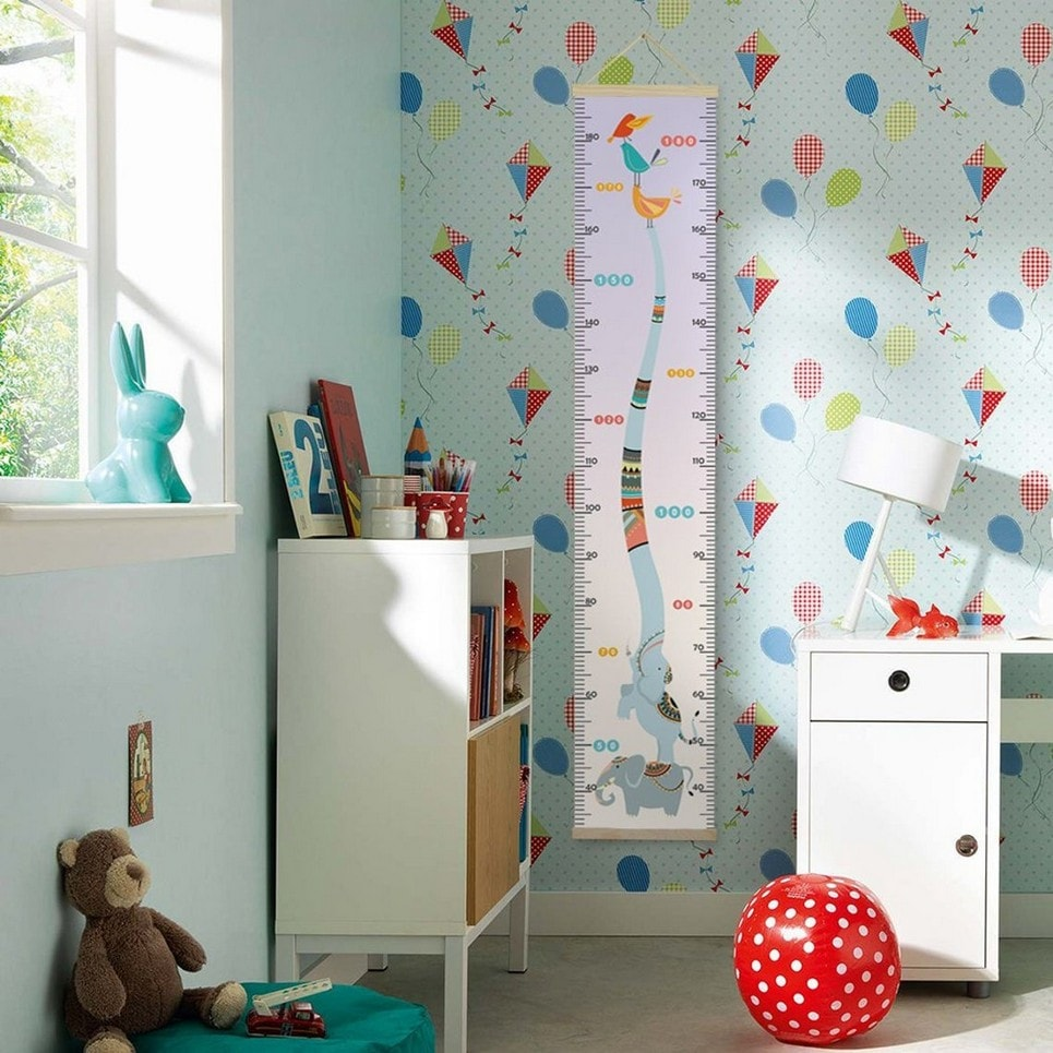 Personalised Elephant Child Growth Chart-min