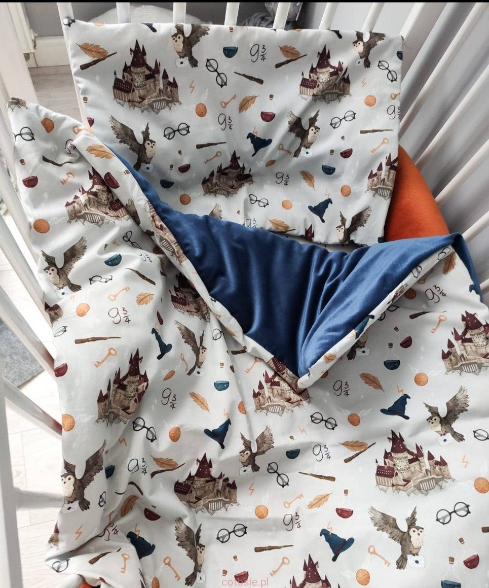 School of Magic Baby Cot Bedding Set