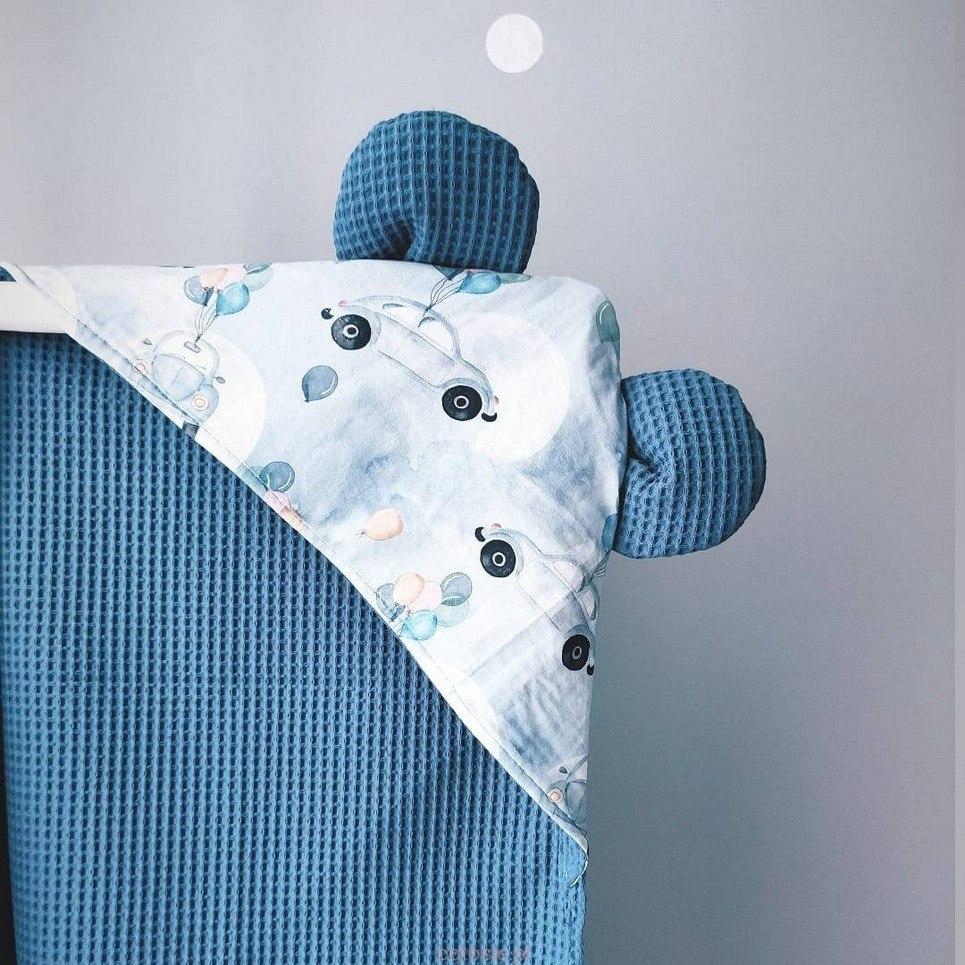 Garbusy Granet Hooded Baby Towel