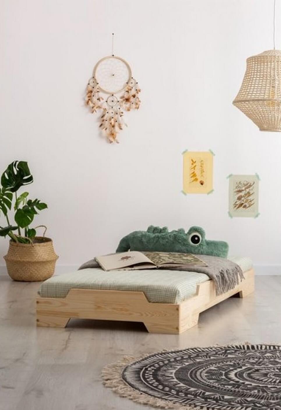 Montessori Children Floor Bed