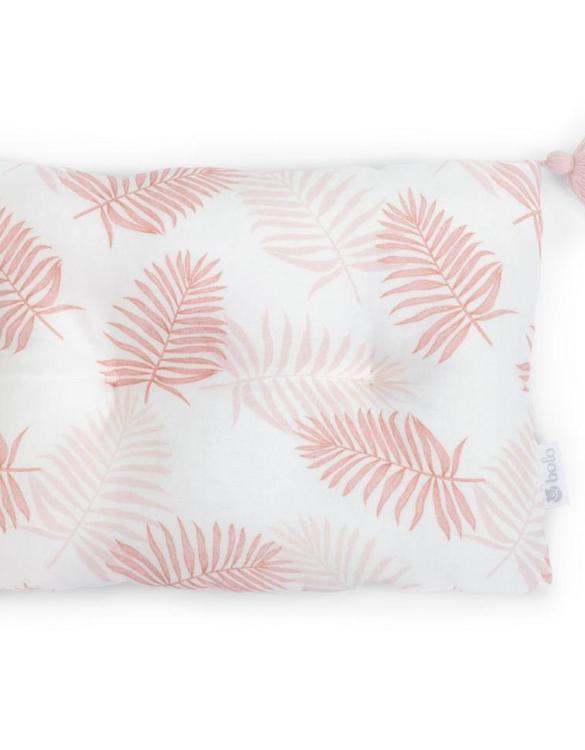 Perfect to suit your nursery theme, the Pink Leaves Bamboo Baby Pillow makes going to bed something special, an ideal way to conjure up sweet dreams. The perfect way to end the day this baby head pillow makes a great addition to any child's room and is a fun way to make sure that it feels special to them.