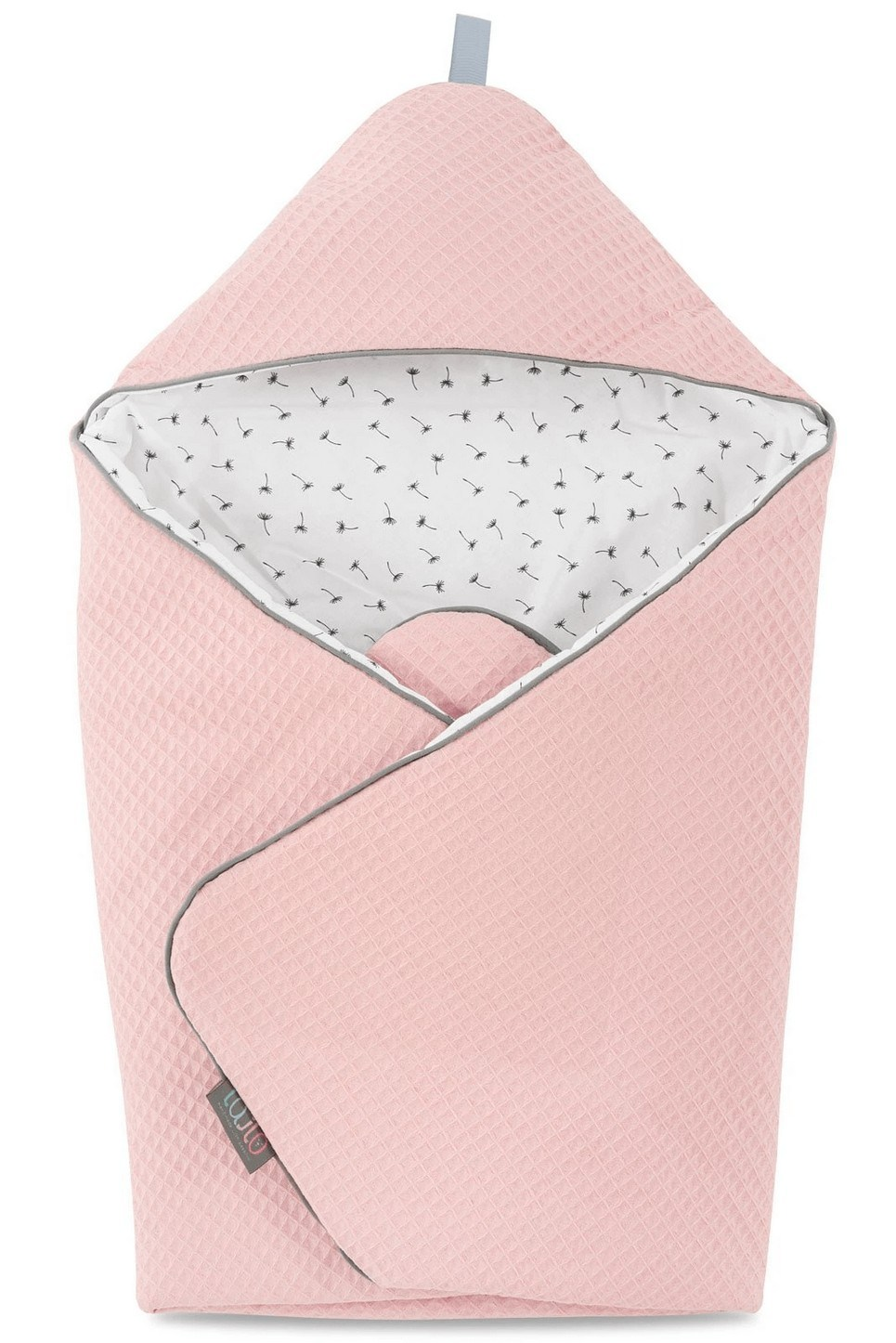 Rosa Hooded Swaddle Blanket