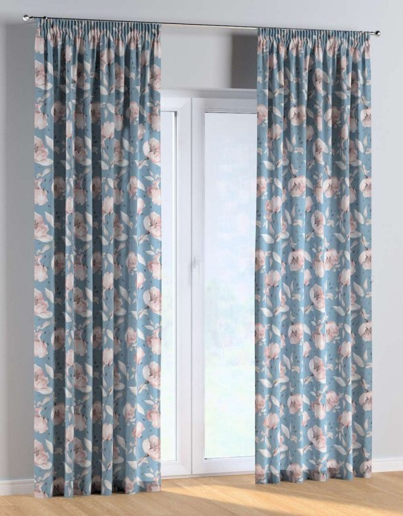 For all those early risers, the Rose Lagoon Pencil Pleat Kids Curtains is truly a delightful theme for an imaginative toddler. These colourful and vibrant nursery curtains are suitable for girls, boys or toddler bedrooms.