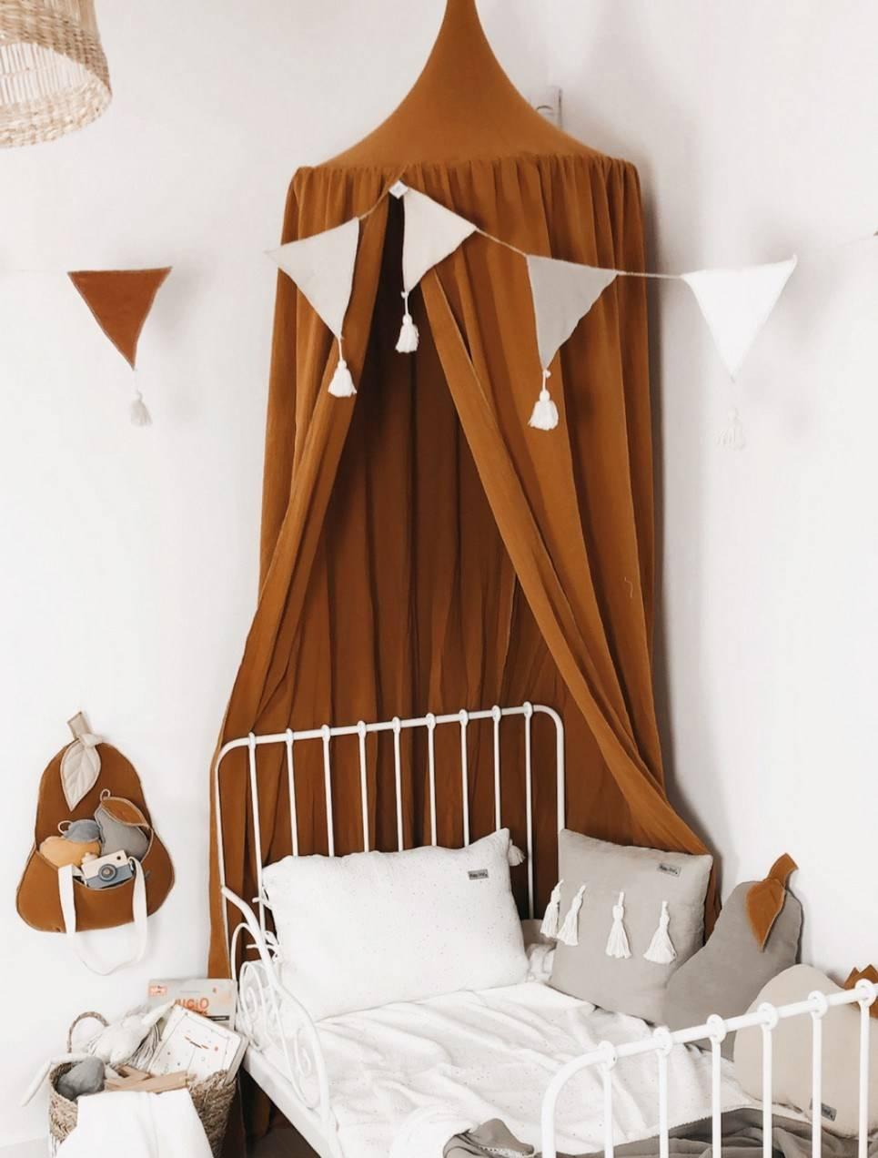 Baldachin Caramel Children's Bed Canopy