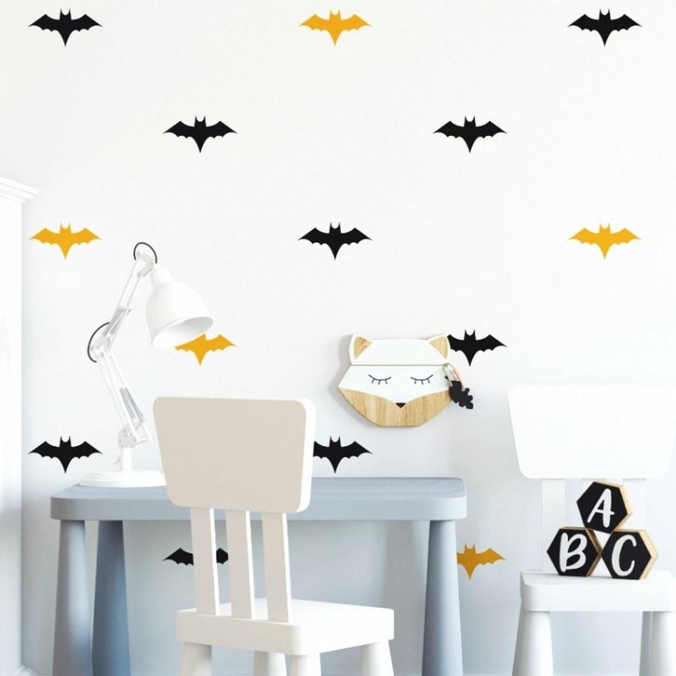 Bats Children's Wall Sticker