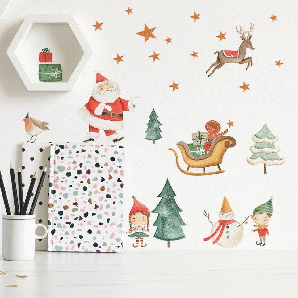 Christmas Children's Wall Sticker