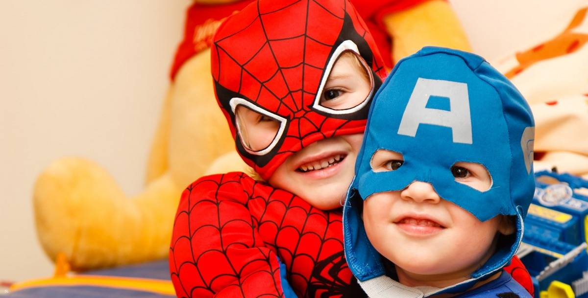 If you have sons, nephews or children in your care, you have certainly noticed how easy it is to dress up as a princess, superhero or any other character you admire.