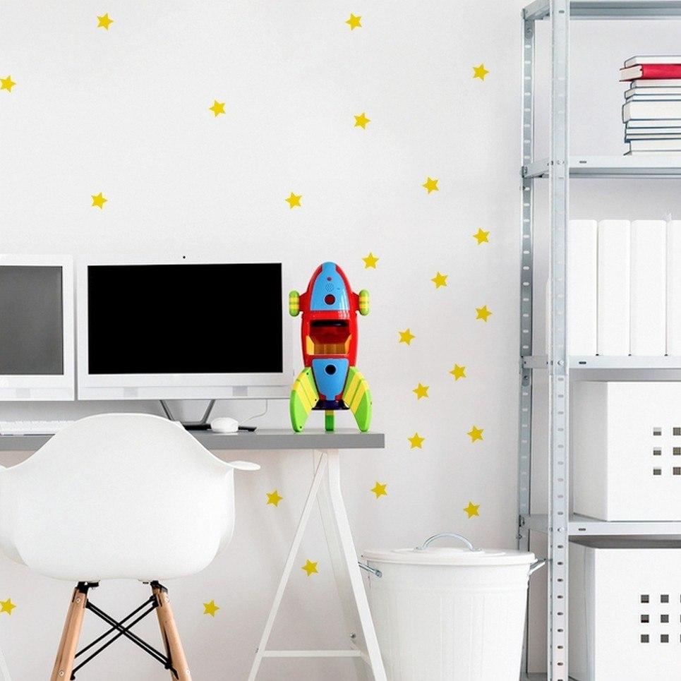 Stars 3cm Children's Wall Sticker