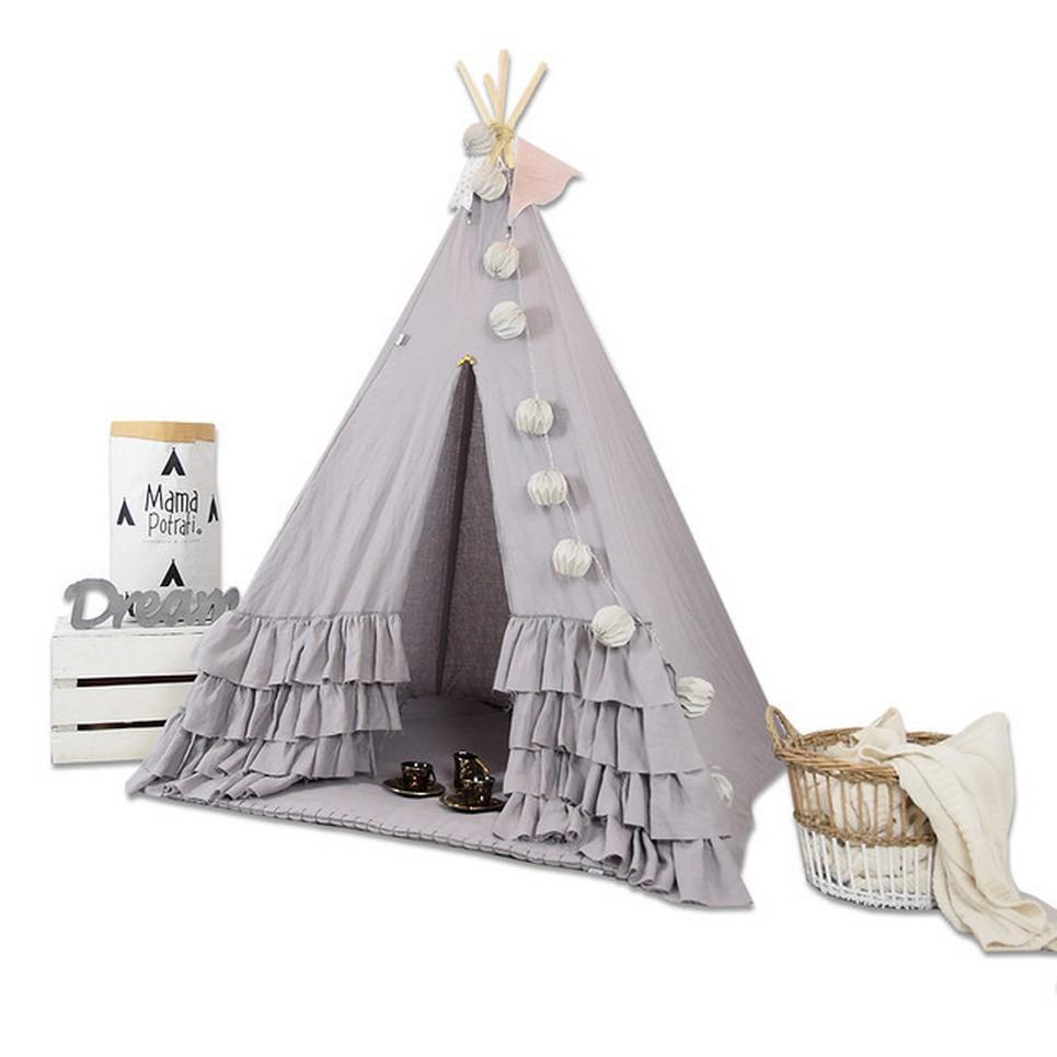 Boho Dream Children's Teepee Tent