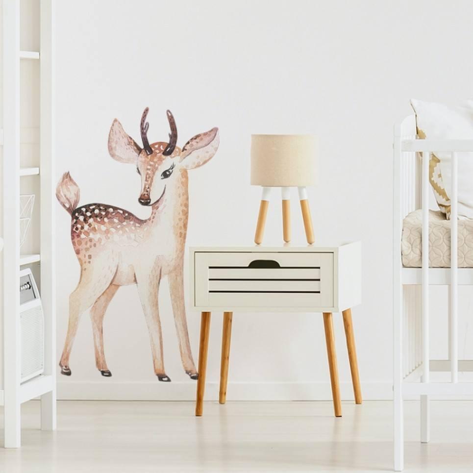 Deer Children's Wall Sticker