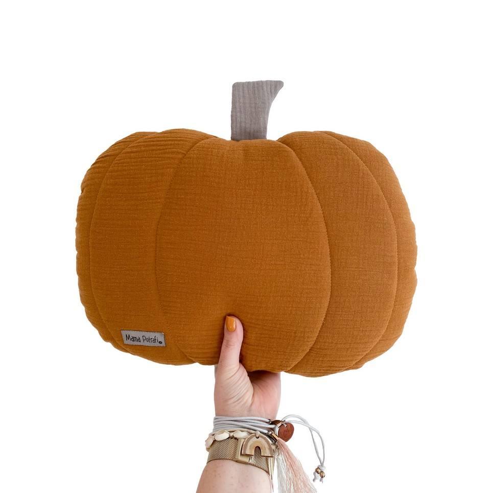Pumpkin Children's Pillow