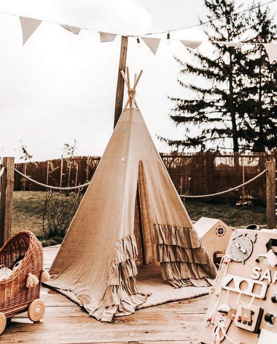 Sarah Children's Teepee Tent