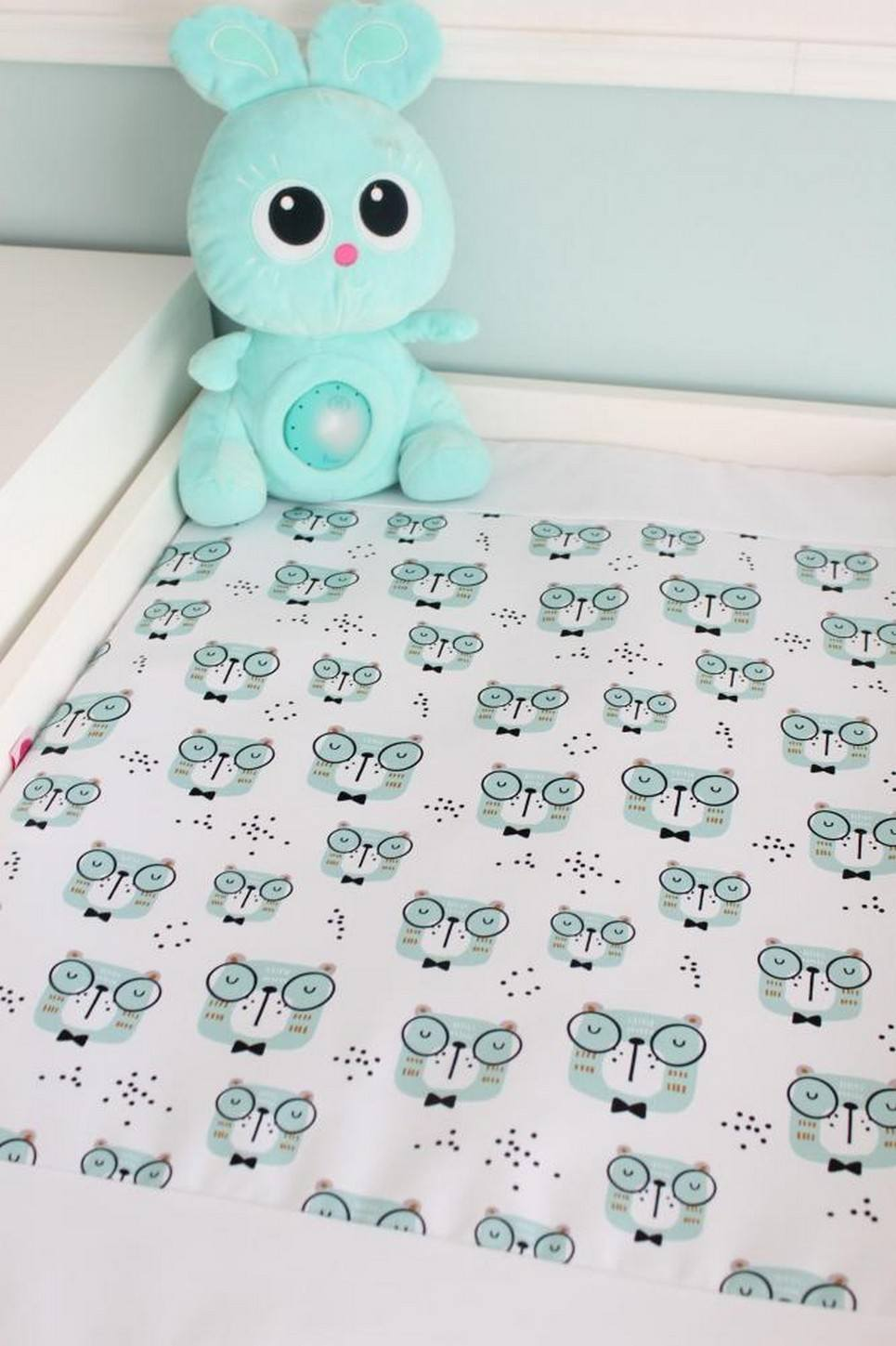 Bears Waterproof Winding Mat