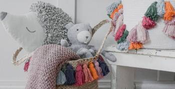 It's amazing how so many things come from such tiny people! Once your little ones arrive, trying to keep their room tidy will become a project in itself.