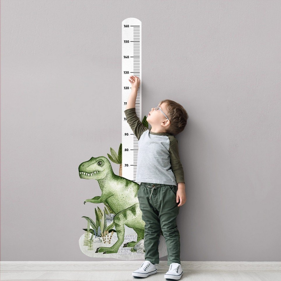 Tyranozaur Child Growth Chart