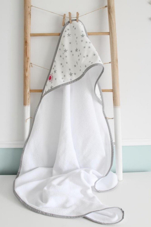 Gary Constellation Baby Bath Towel