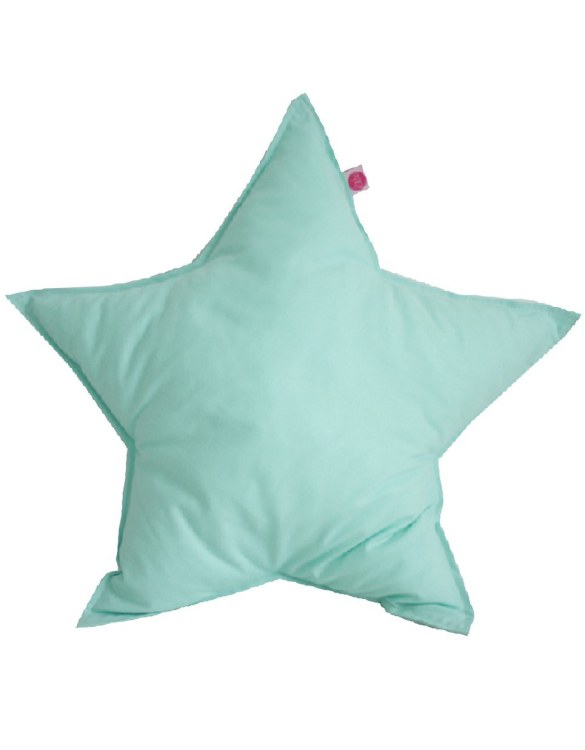 Perfect to bring the child inside everyone, the Turquoise Star Children's Cushion will add that pop of colour into any kid's bedroom or nursery!