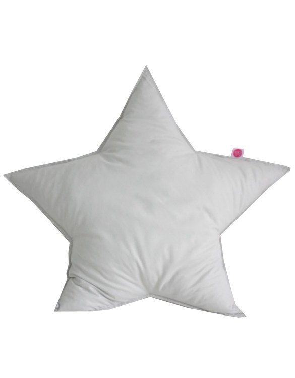 Perfect to bring the child inside everyone, the White Star Cotton Children's Cushion will add that pop of colour into any kid's bedroom or nursery!