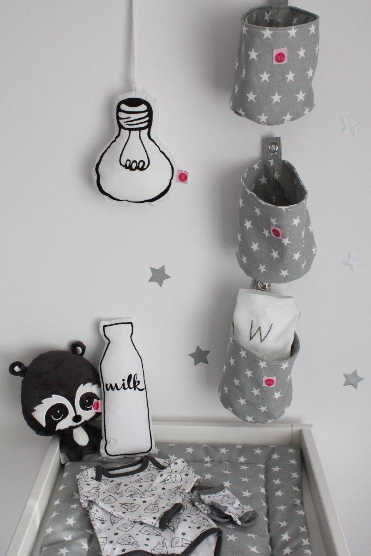 Light Bulb Embroidered Children's Cushion