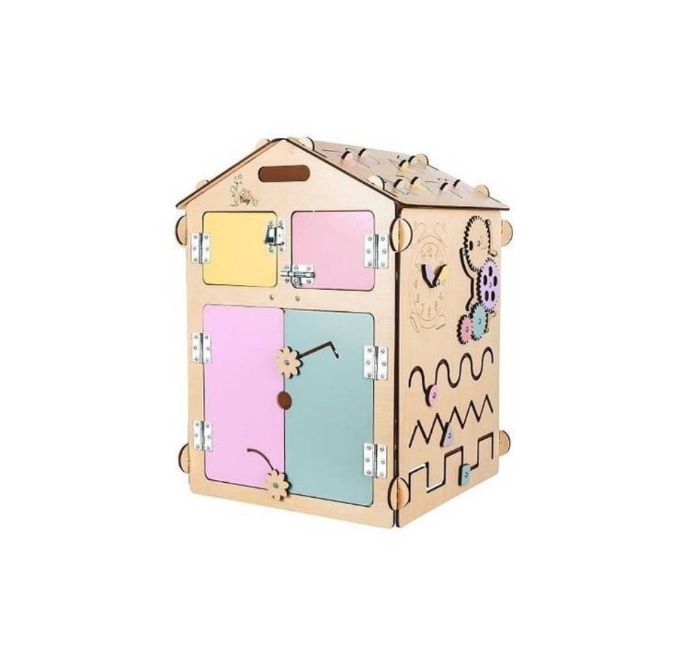 Pastel Nature House Activity Board