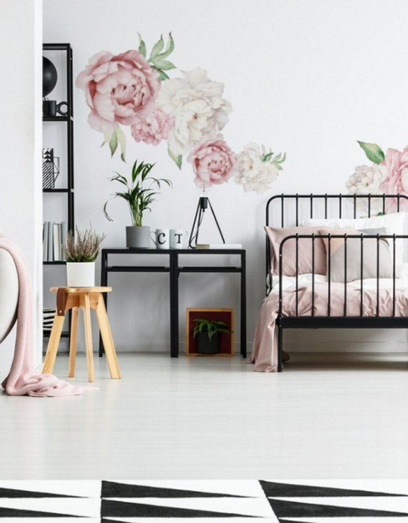 A beautiful scene for children's rooms and nurseries, the Small Pastel Peony Children's Wall Sticker is the perfect addition to any empty space (like walls or furniture). These wall stickers provide a flexible and cost-effective way to decorate your home.