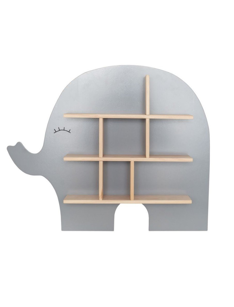 Elephant Children's Wall Shelf