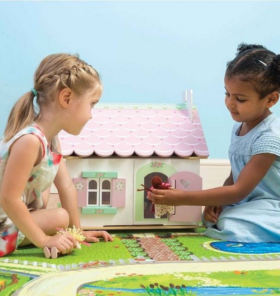 Lily Wooden Dolls House