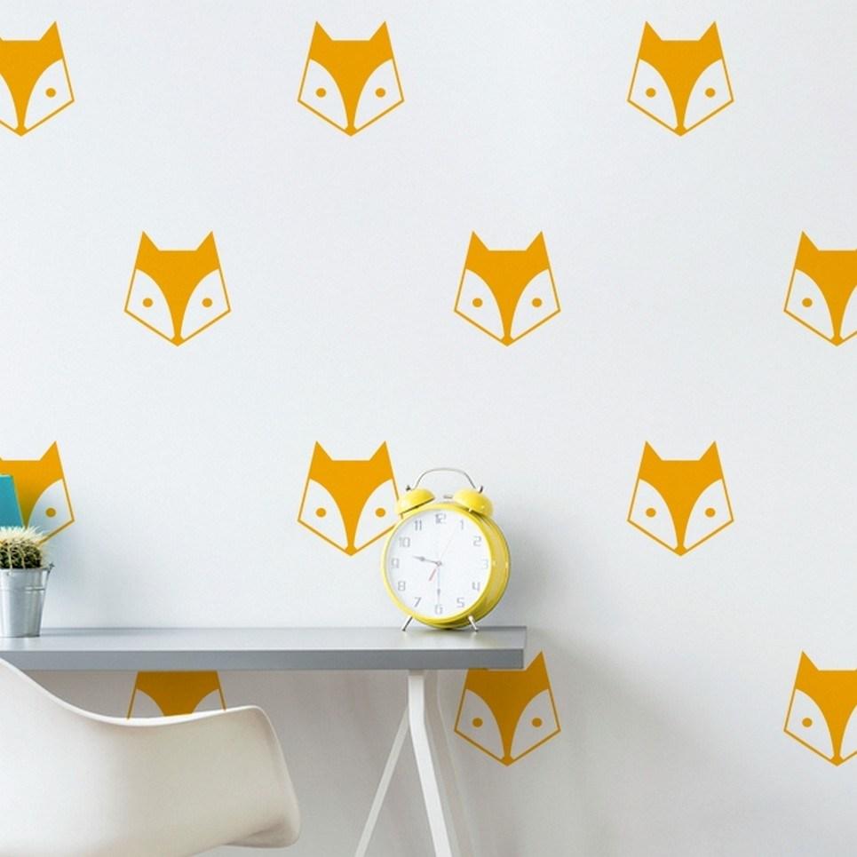Pastel Lises Children's Wall Sticker