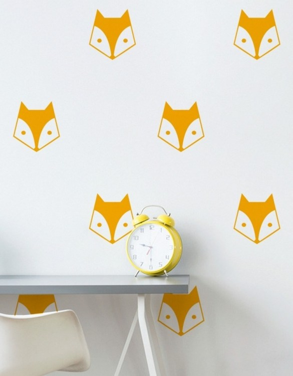 A beautiful scene for children's rooms and nurseries, the Pastel Lises Children's Wall Sticker is the perfect addition to any empty space (like walls or furniture). These wall stickers provide a flexible and cost-effective way to decorate your home.