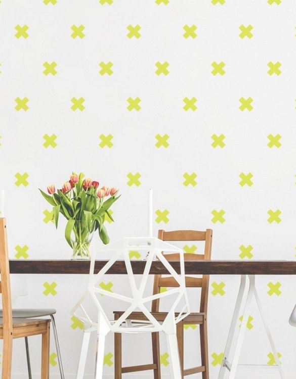 A beautiful scene for children's rooms and nurseries, the Pastel Pluses Children's Wall Sticker is the perfect addition to any empty space (like walls or furniture). These wall stickers provide a flexible and cost-effective way to decorate your home.