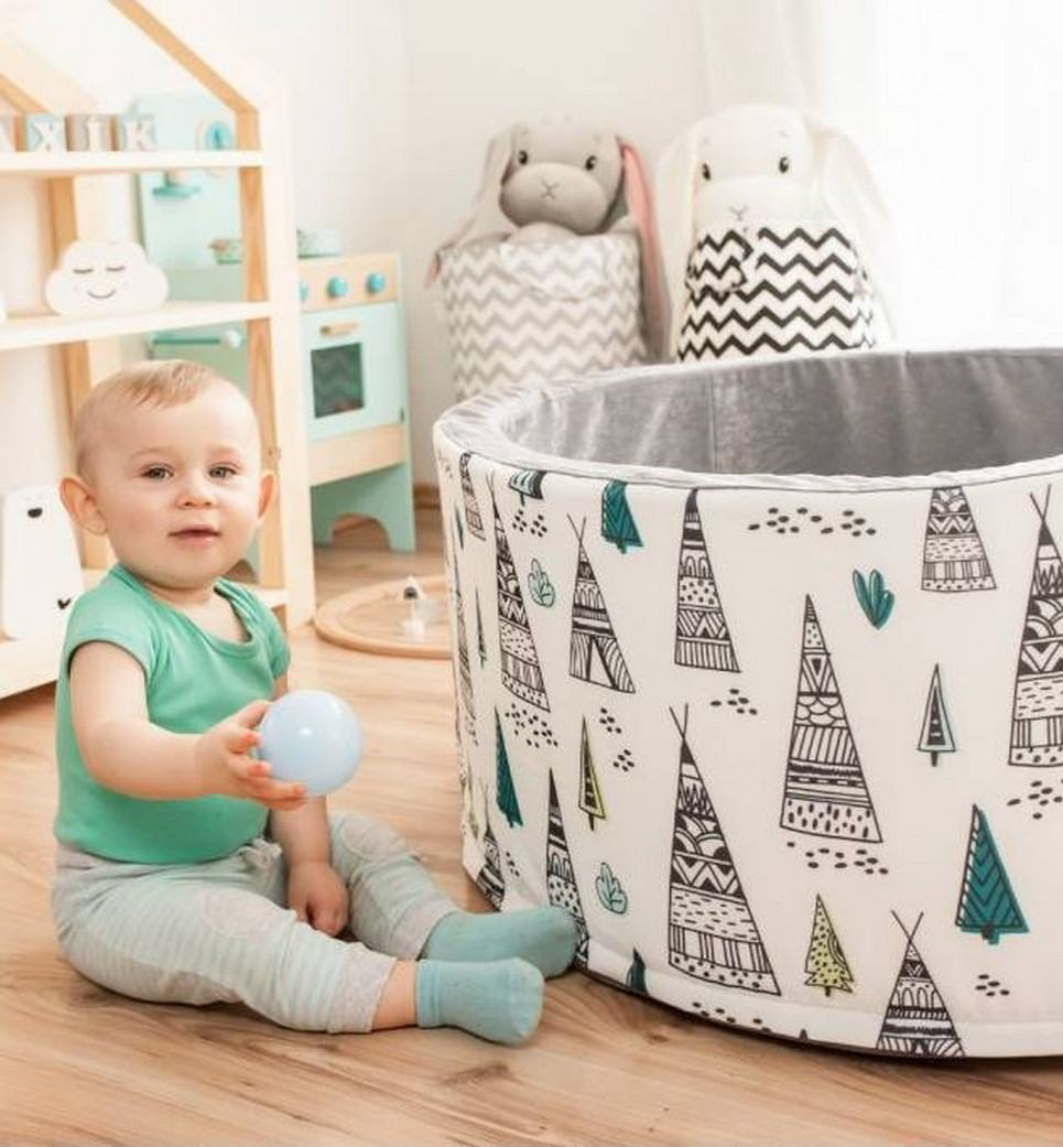 Teepee Ball Pit for Kids