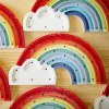 A must-have element of the decor of a child's room, the Rainbow Wooden Lamp for Children will soon become your child's favourite part of their bedtime routine and will help make their bedroom feel extra safe and cosy.