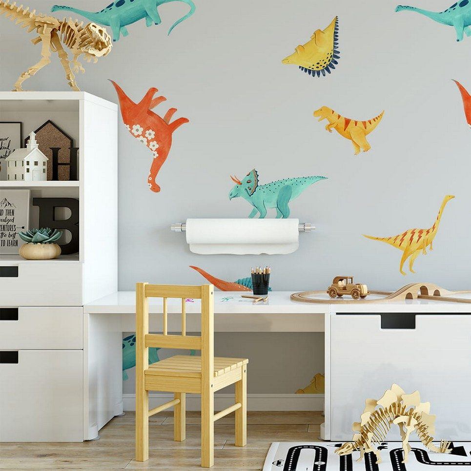 Dinosaurs 10 Children's Wallpaper