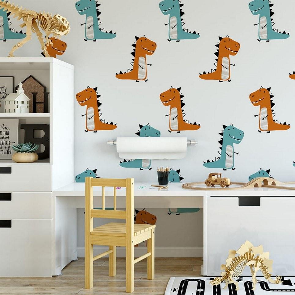 Dinosaurs 11 Children's Wallpaper
