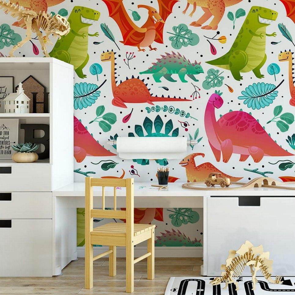 Dinosaurs 5 Children's Wallpaper