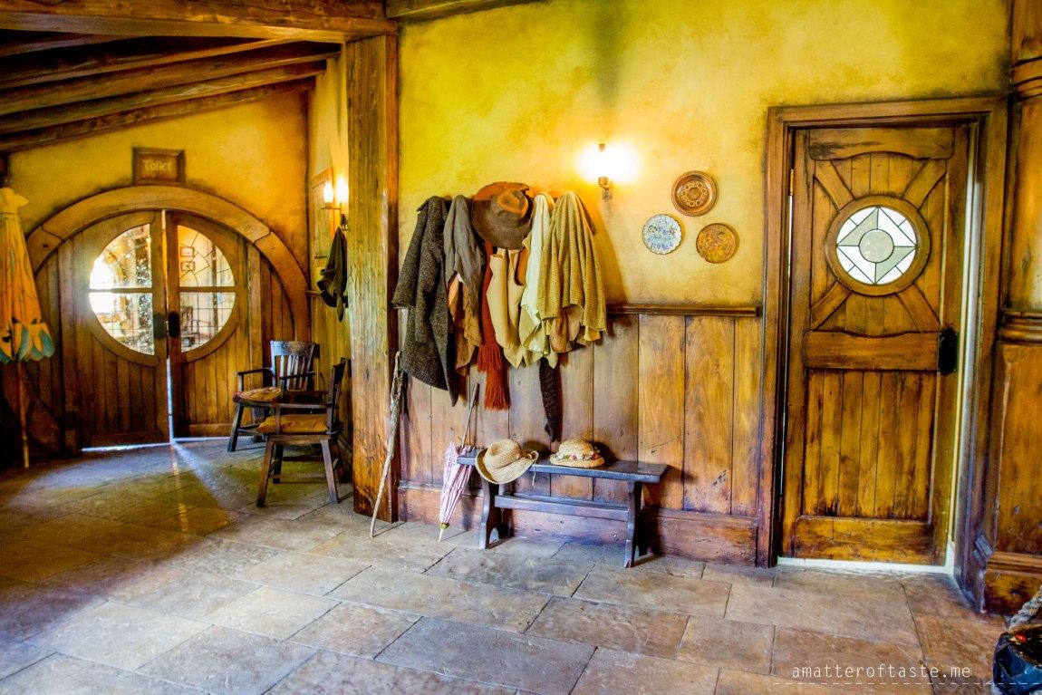hobbiton the green dragon inn