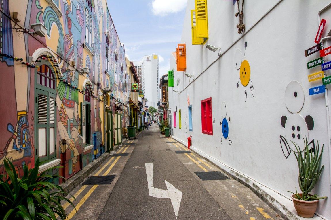 Haji Lane 2014 Singapore