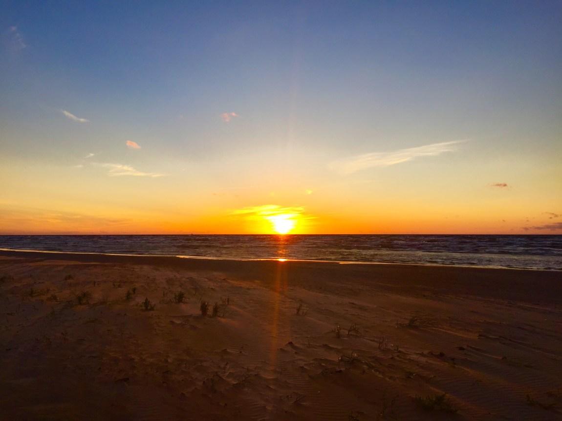 latvia beach by Jub