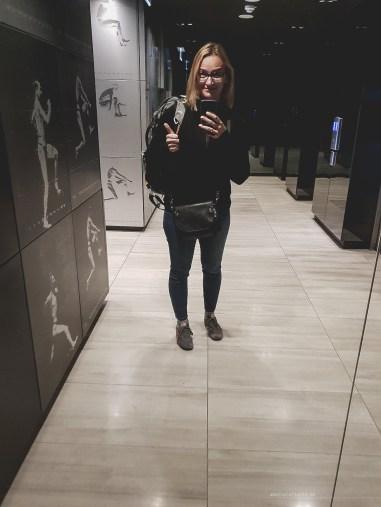 last mirror selfie in our apartment building