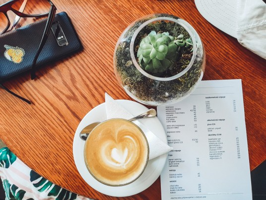 Art Coffee Ostrava coffee