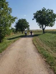 Cycling Czech Republic countryside