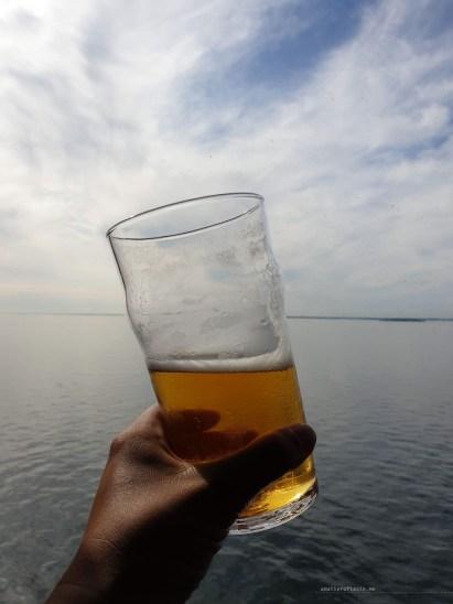 Ferry from Helsinki to Tallinn beer