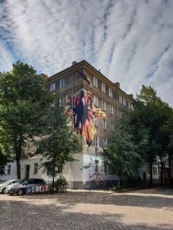 Friedrichshain Berlin street art