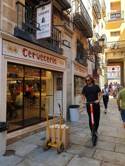 Interesting tours in Madrid - food tour