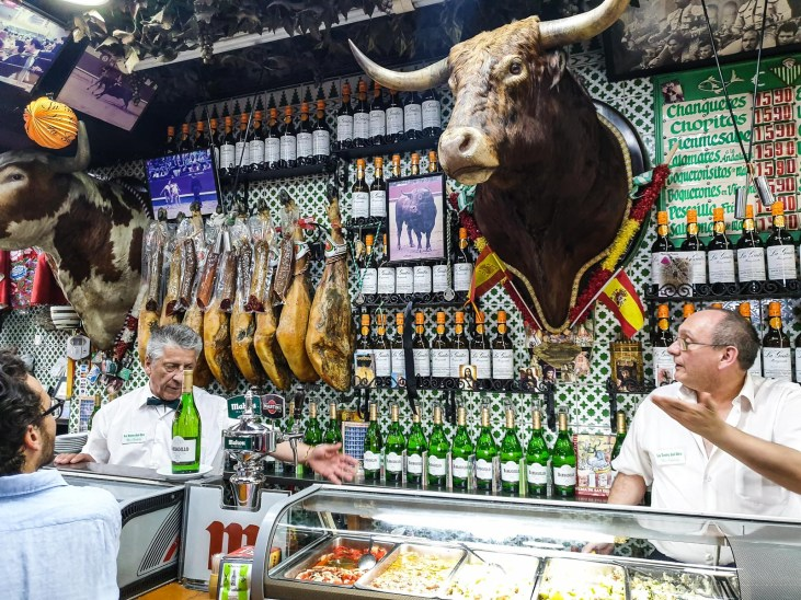 Interesting tours in Madrid - history and tapas