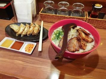Japan Hubbys birthday 2019 best ramen