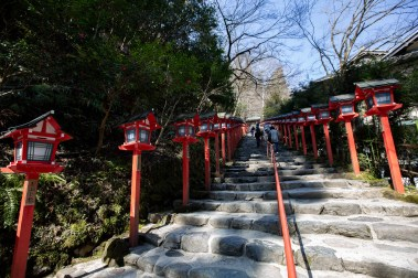 Kurama-dera Temple hike