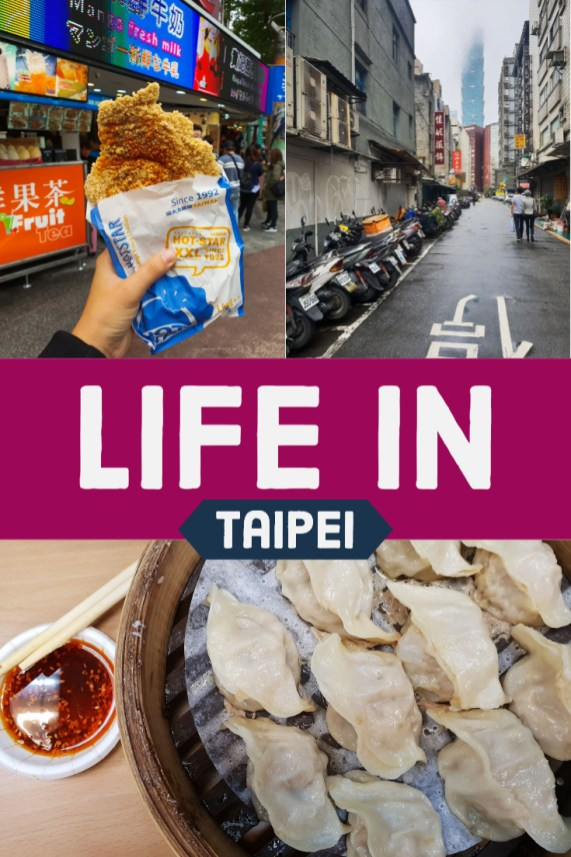 Life in Taipei - prices, accommodation, food