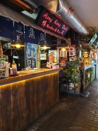 Madrid food HK